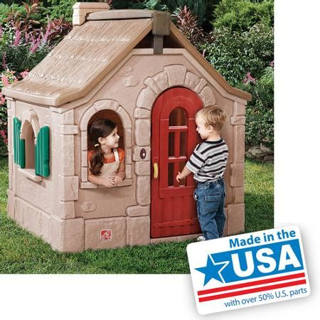 Buy Step2 Naturally Playful Storybook Cottage Playhouse In Step2 Storybook Cottage