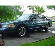 1998 Ford Crown Victoria Bluestreak Picture  SuperMotorsnet