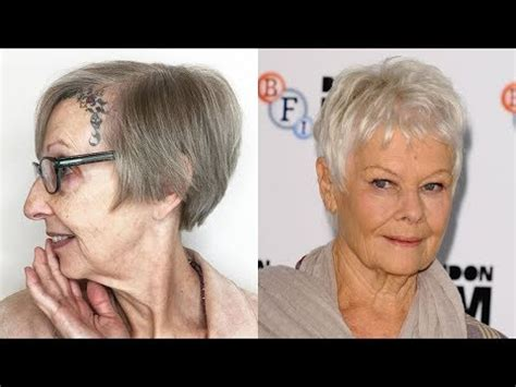 short hairstyles trends and haircuts trends for older