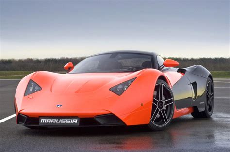Marussia B1 to Cost £110,000 in the UK   autoevolution