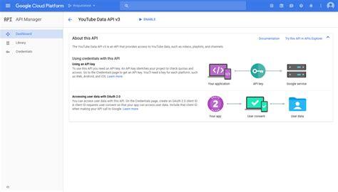tutorial python api part 1 using youtube s python api for data science