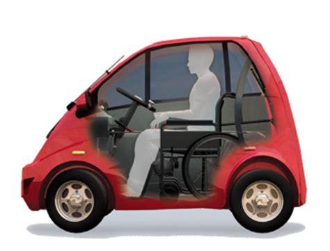 Rollstuhl Auto by The Chairiot Wheelchair Car Roll In Drive