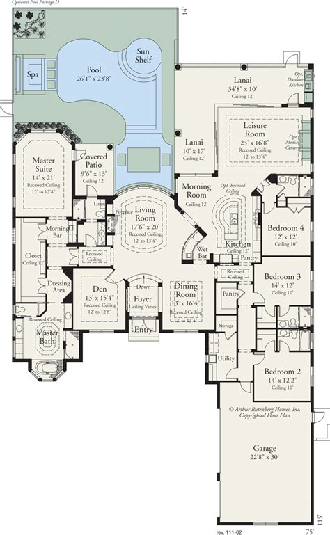arthur rutenberg homes floor plans arthur rutenberg home floor plans homebuilders at palencia