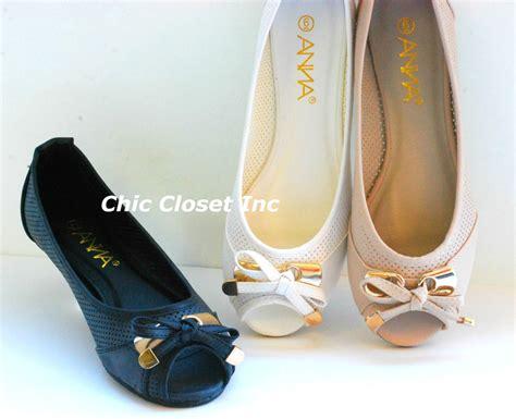 flat heel shoes for womens womens mesh open toe ballet flat heel causal summer