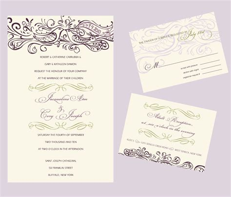make a blue print invitations