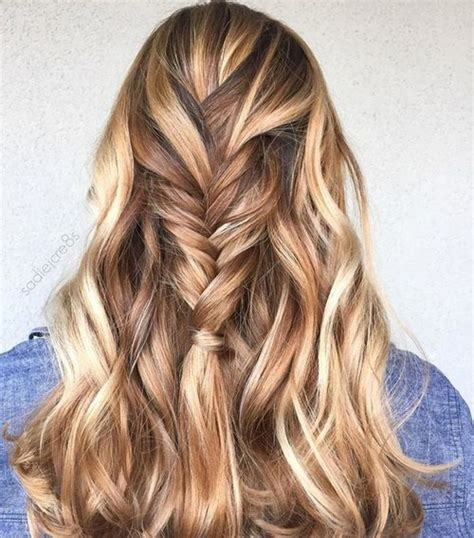 50 savory looks with caramel highlights latest 60 looks with caramel highlights on brown and dark brown