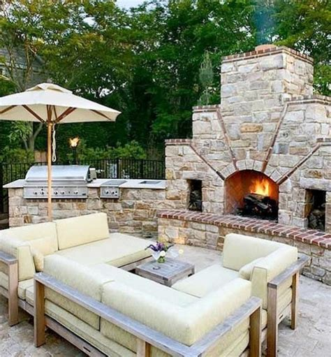 Outdoor Kitchen Design Ideas by 95 Cool Outdoor Kitchen Designs Digsdigs