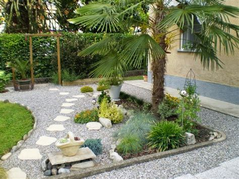 como decorar jardins pequenos pedras decora interi jardins decorados pedras
