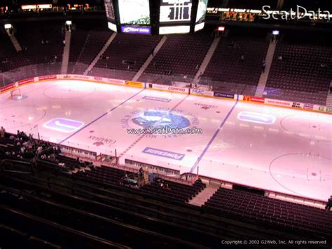 club section rogers arena rogers arena section 321 vancouver canucks