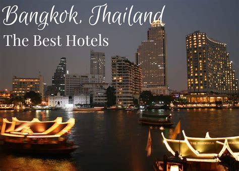 best location to stay in bangkok where to stay in bangkok thailand on the move