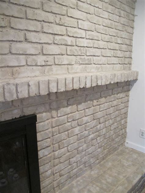 Painting Brick by 17 Best Images About Fireplace On How To Paint