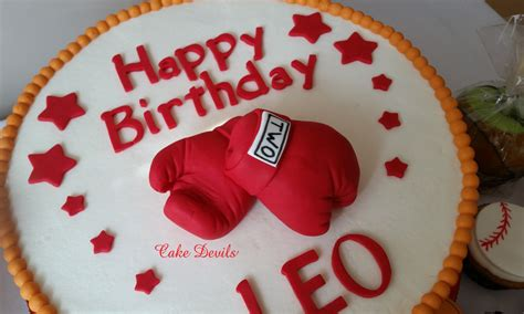 boxing gloves cake topper fondant boxing gloves cake