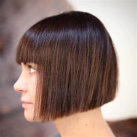 what does angle bangs mean 50 classy short bob haircuts and hairstyles with bangs