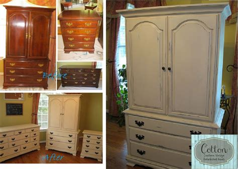 painted bedroom furniture before and after before and after of 3 piece bedroom set painted in annie