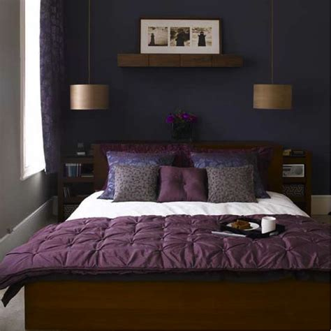 dark purple master bedroom bedroom design dark purple paint color for small bedroom