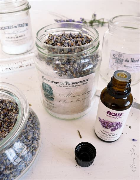 Lavender Detox Bath by Epsom Salt Lavender Detox Bath Soak Dreams Factory