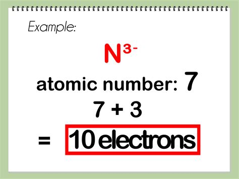 How To Find Protons Neutrons Electrons by How To Find Electrons 7 Steps With Pictures Wikihow