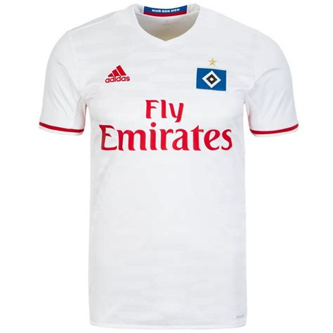 adidas performance hamburger sv trikot home 2016 2017