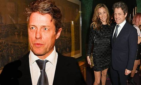 Hugh Grant I Need Therapy by Hugh Grant And Eberstein Attend Pre Baftas Bash