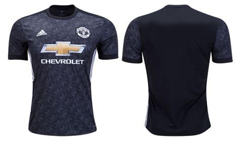 Jersey Original Manchester United Away Jersey 201718 manchester united reveal 2017 18 away jersey soccer365