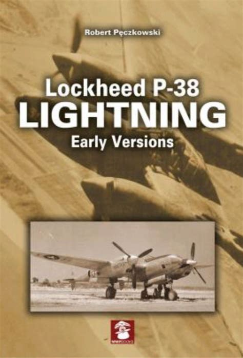 lockheed p 38 lightning early versions