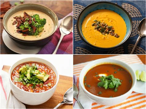 Soups On Soup by 19 Hearty Vegetarian Soups And Stews Serious Eats