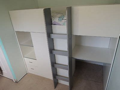 Shorty High Sleeper by Mrs Flatpack Exeter Shorty High Sleeper Bed Beds Exeter