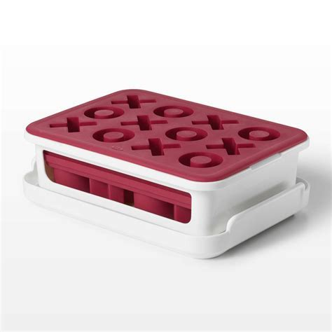 OXO   Covered Ice Cube Tray   XS And OS   The Potlok