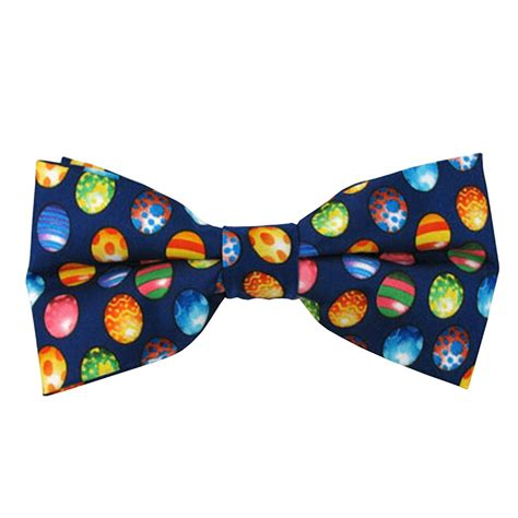 chagne color bow tie colored easter eggs bow tie boys