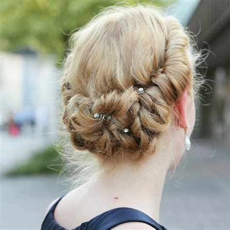 16 easy prom hairstyles for and medium length hair