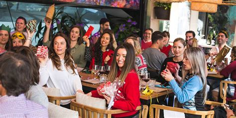 secret foodies presents christmas in july events the