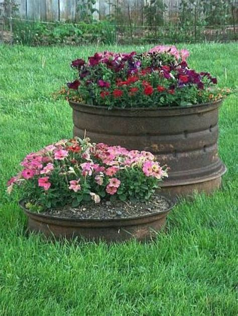 tire flower beds 30 best images about truck car furniture on pinterest