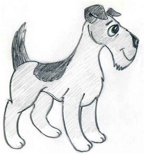 drawing of a puppy how to draw easily and effortlessly