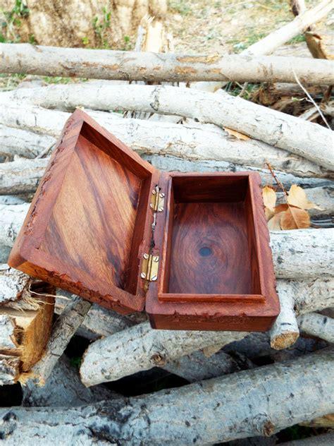 Handmade Wooden Jewellery - box wooden jewelry carved handmade balinese home decor