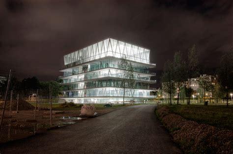 university of art design zurich christian kerez school building in leutschenbach zurich