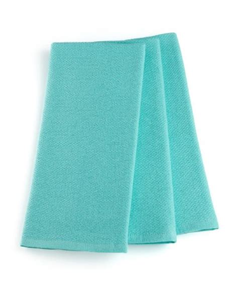 martha stewart kitchen collection martha stewart collection 3 blue kitchen towels set