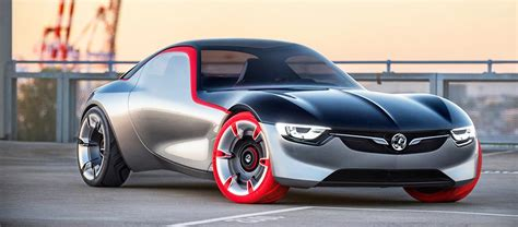 Opel Sports Car by Opel Gt Sports Car Concept To Be Revealed In Geneva