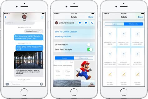 iphone browser layout how to edit annotate manage attachments in messages for
