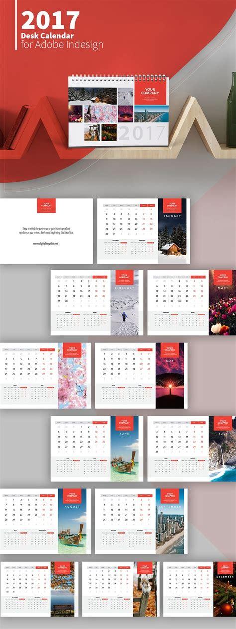 desk calendar design templates 11 best corporate calendar design images on