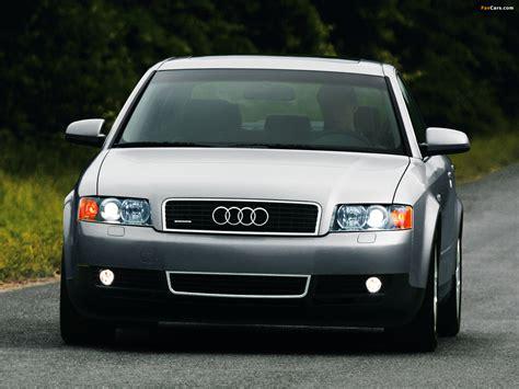 Audi A4 8e B6 by Audi A4 Sedan Us Spec B6 8e 2000 2004 Pictures 1600x1200