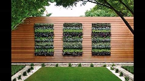 stunning vertical planter box