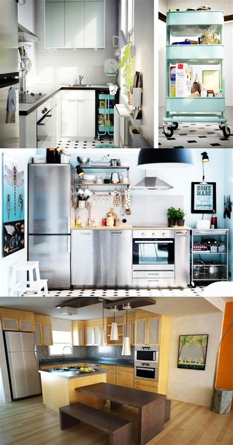 kitchen space savers ideas smart space saving ideas for small kitchens interior