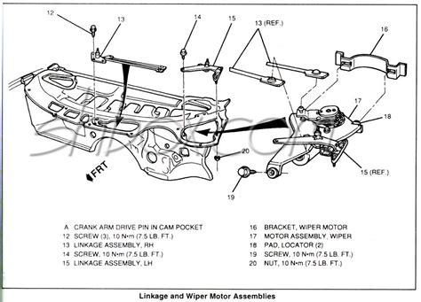 camaro windshield wiper motor wiring diagram wallpaperall