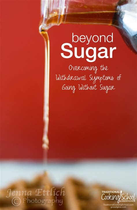 Sugar Detox Cold Turkey by Beyond Sugar Overcoming The Withdrawal Symptoms Of No Sugar