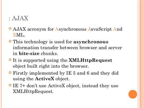 javascript xhr tutorial javascript tutorial