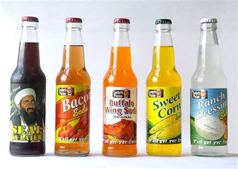 Syrup Tross By Craby Store rocket fizz s craziest soda flavors a gut check taste test