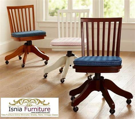 Kursi Belajar Putar kursi meja belajar anak minimalis modern model kursi cafe dan kursi bar terbaru kayu murah