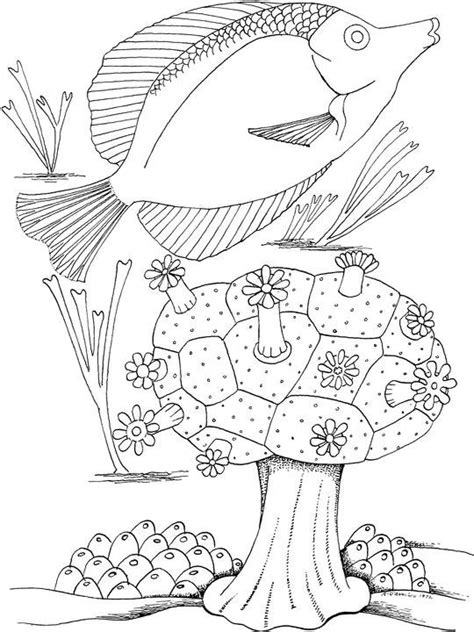 seascape coloring pages downloadable printable by naturepoet