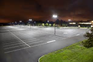 outdoor led parking lot lighting jo fabric and craft stores shines smartly with largest