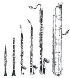 Top picture to the right is the clarinet s mouthpiece